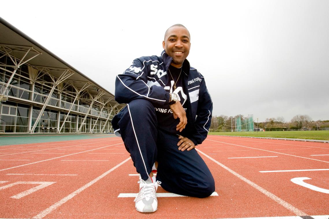 Living for sport, pr photography Loughborough University