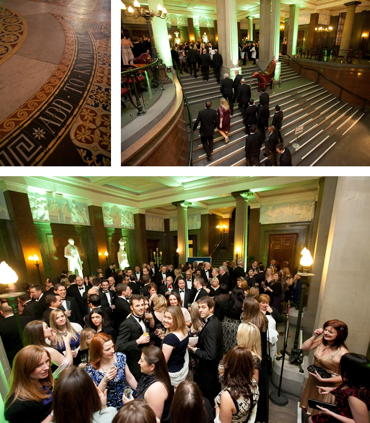 Gala dinner event photography