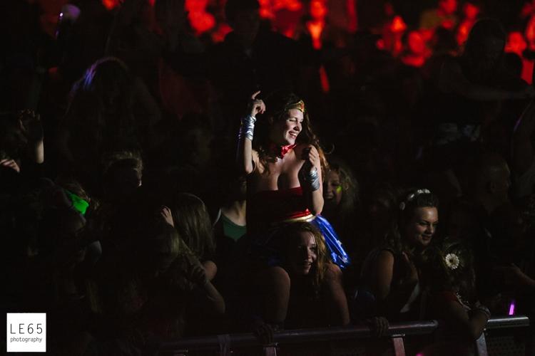 Festival crowd 2014